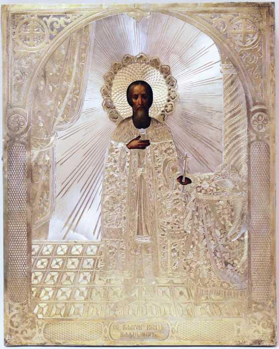 "Icon ""Holy Prince Vladimir"" - photo 2"