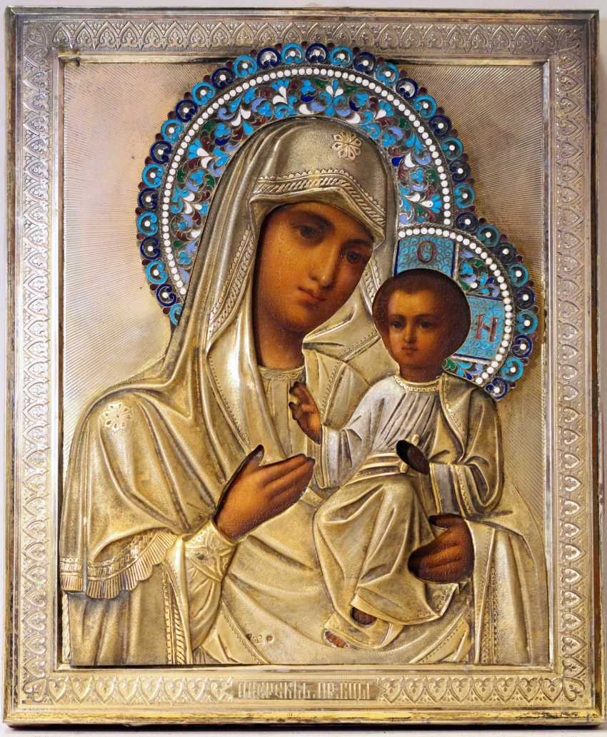 """The Icon Of The Mother Of God """"Iveron"""" - photo 2"""
