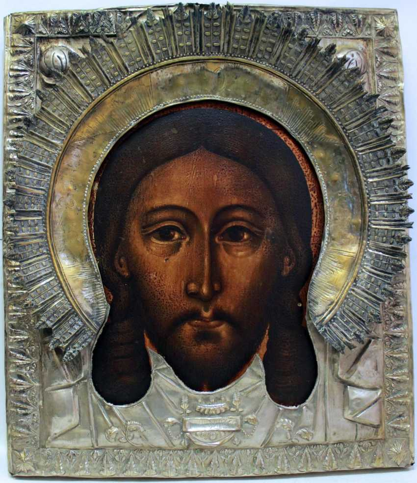 """The Icon Of The """"Image Of Edessa"""" - photo 1"""