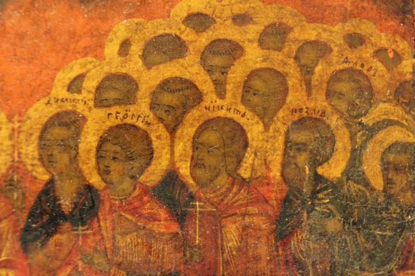 """The Icon Of """"All Saints Sunday"""" - photo 2"""
