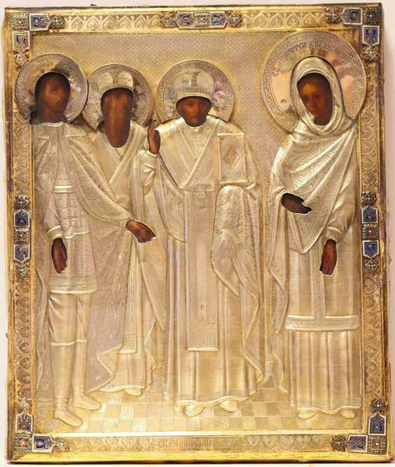 "Icon ""the Selected saints"" - photo 1"