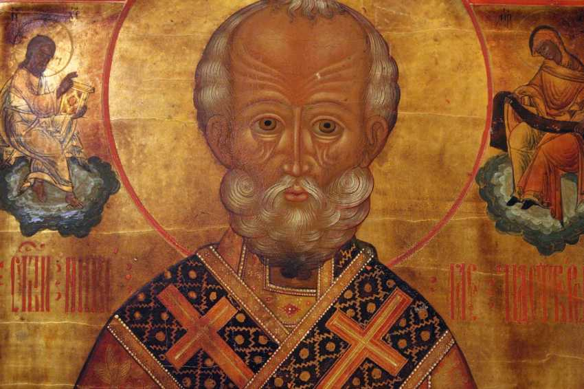 "The Icon ""St. Nicholas The Wonderworker"" - photo 2"