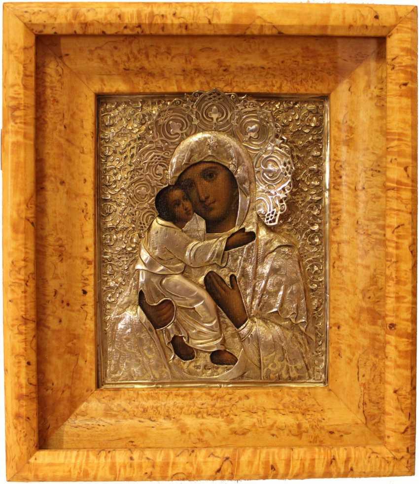 Icon Mother Of God Vladimirskaya - photo 1