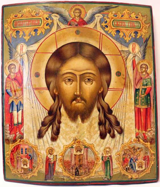 "The Icon Of The ""Image Of Edessa"" - photo 1"