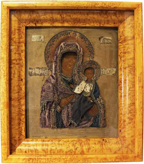 """The Icon Of The Mother Of God """"Hodegetria"""" - photo 1"""