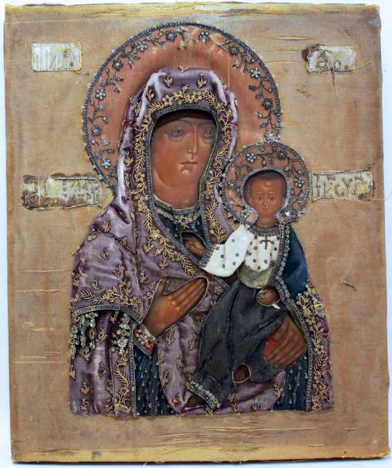 """The Icon Of The Mother Of God """"Hodegetria"""" - photo 2"""