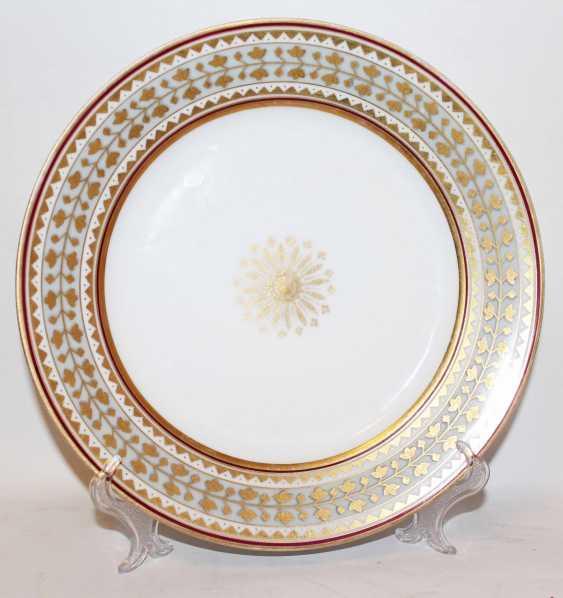Plate, IPE, Babigonsky service - photo 1