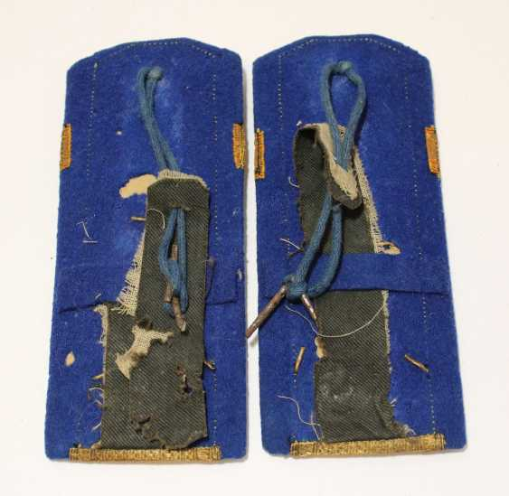 The shoulder straps of the Ensign at the post of Sergeant major of the 48th Odessa infantry regiment of Emperor Alexander I - photo 2