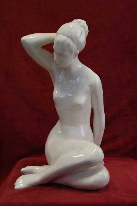 "The sculpture ""Nude"", XX century - photo 1"