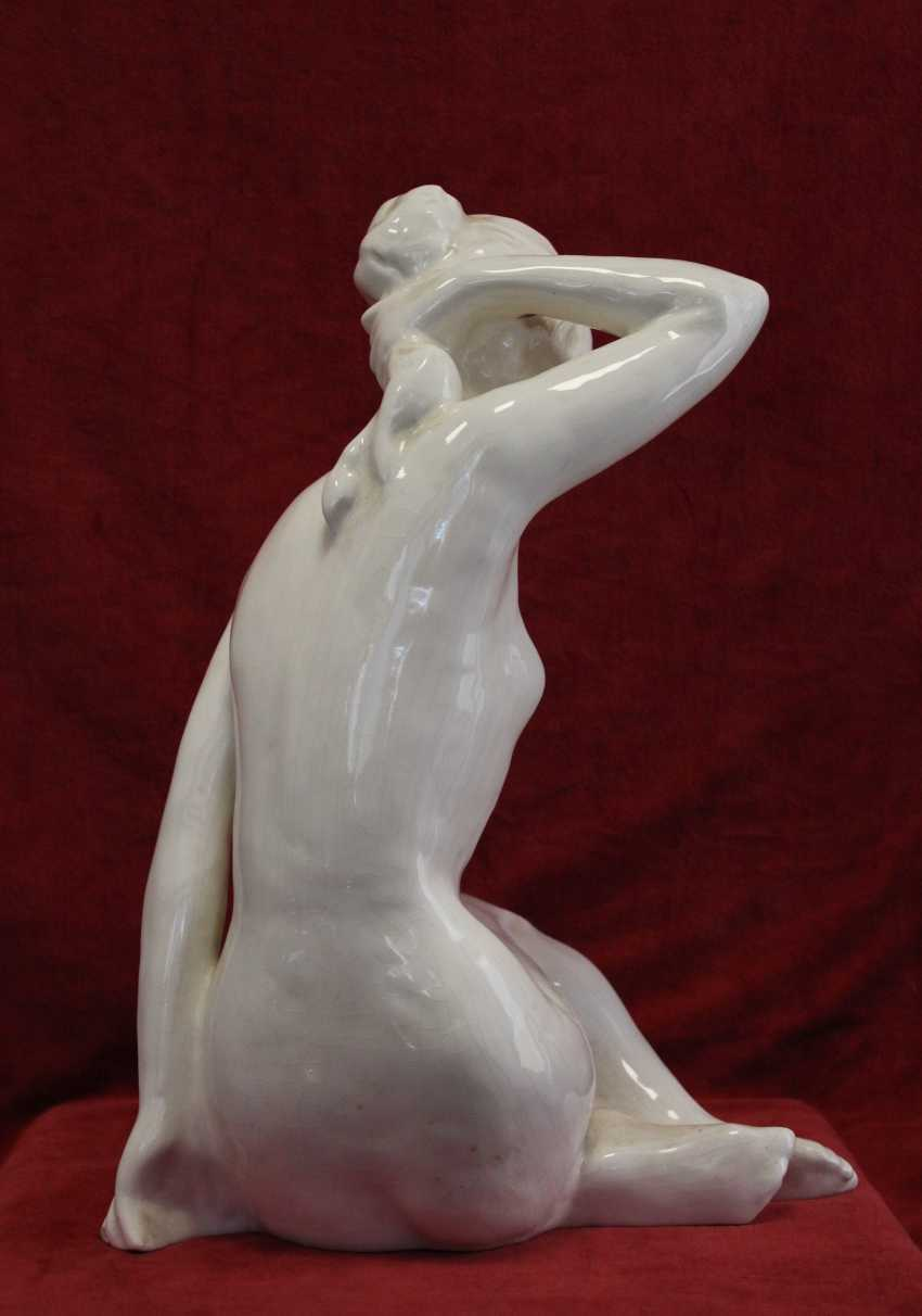 "The sculpture ""Nude"", XX century - photo 2"