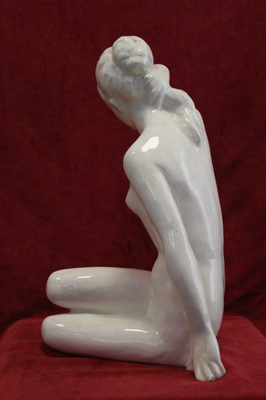 "The sculpture ""Nude"", XX century - photo 3"