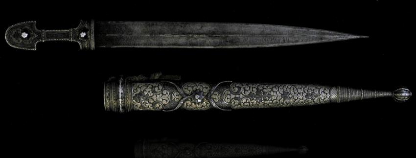 Dagger Kama in the sheath. - photo 2