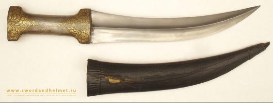 """Dagger """"Bebutov"""" in sheath. - photo 2"""