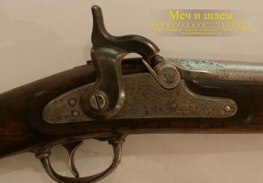 Ружье капсюльное Спрингфилд - фото 4