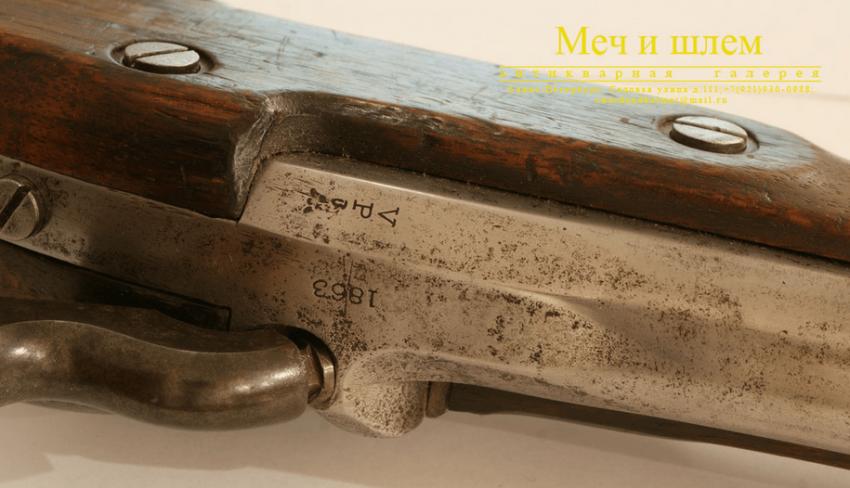 Ружье капсюльное Спрингфилд - фото 5