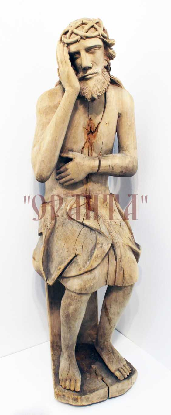 "The sculpture ""Christ in the prison"" - photo 1"