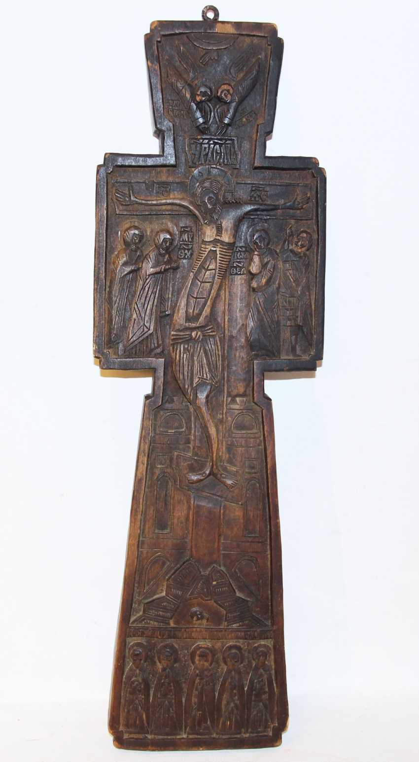 "Cross remote ""Crucifixion of God"" - photo 1"