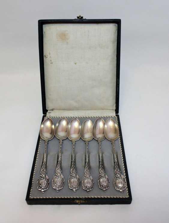 Tea spoon in box - photo 1
