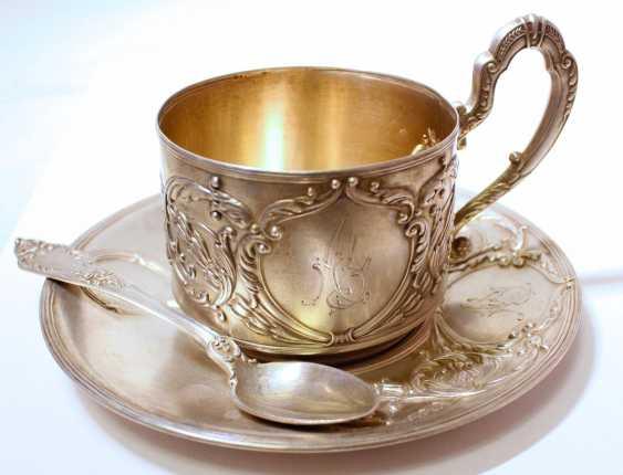 Tea set of three items - photo 1