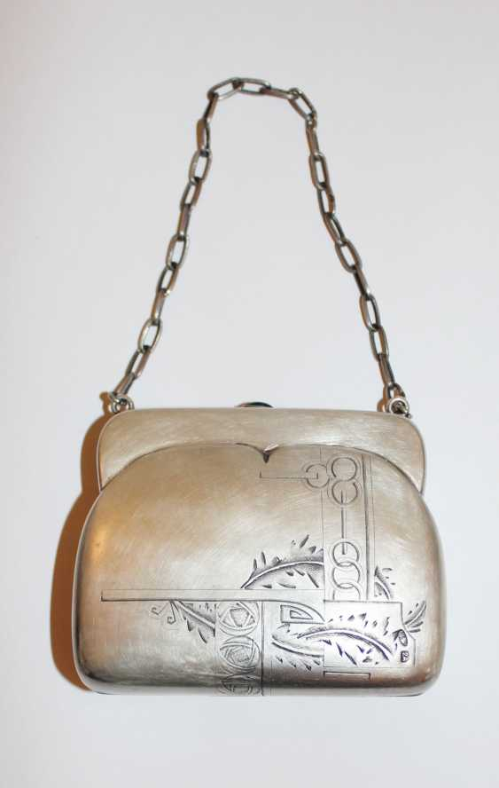 Purse art Nouveau - photo 1
