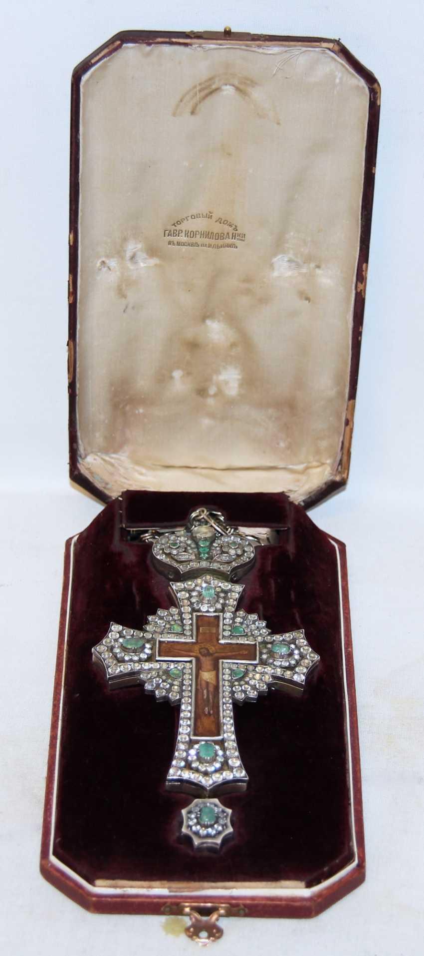 Priestly pectoral cross - photo 2