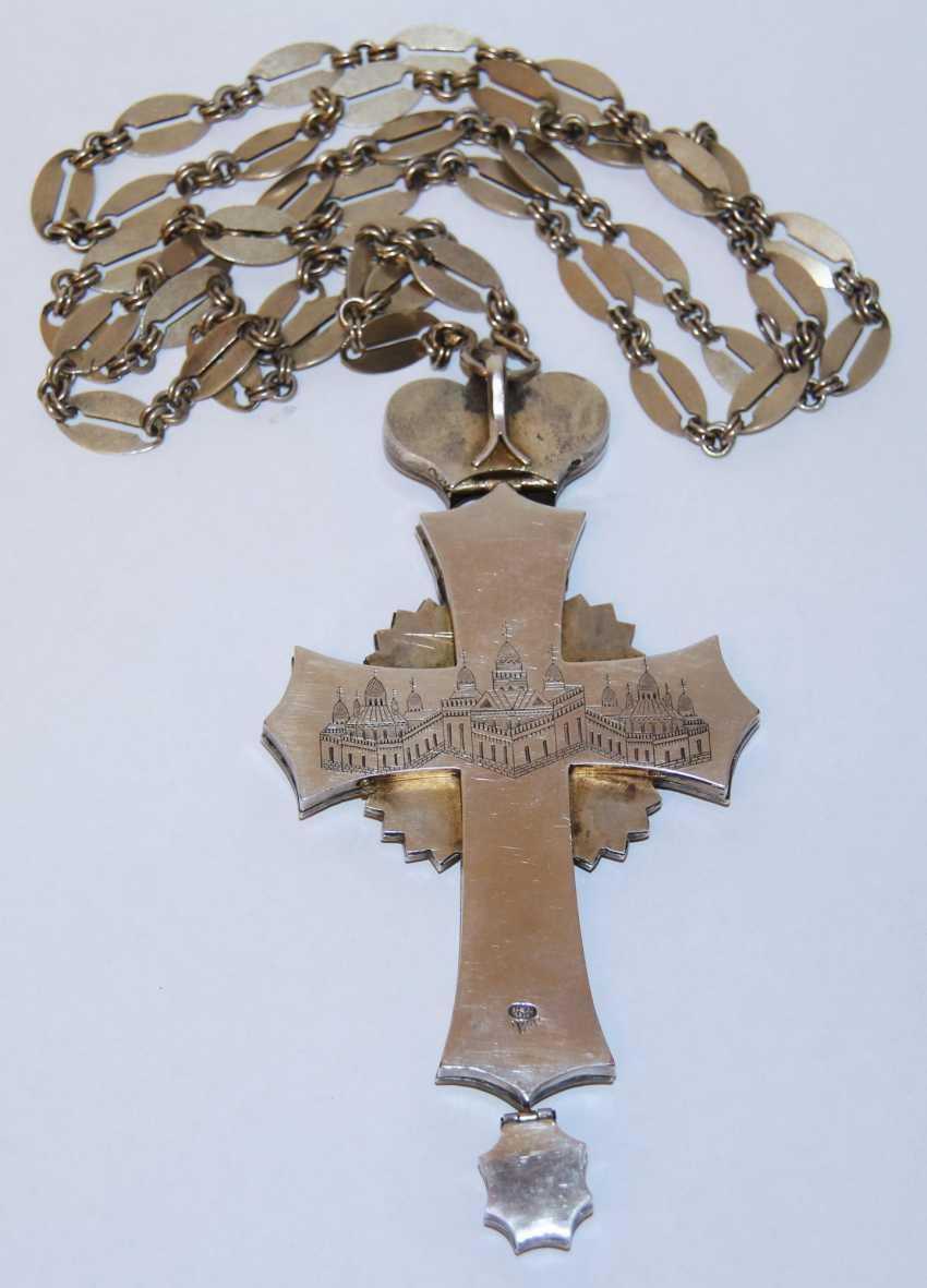 Priestly pectoral cross - photo 5