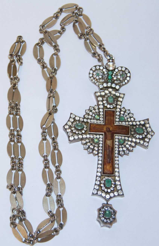 Priestly pectoral cross - photo 4