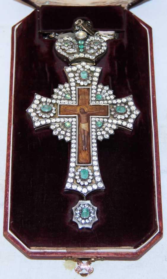 Priestly pectoral cross - photo 1