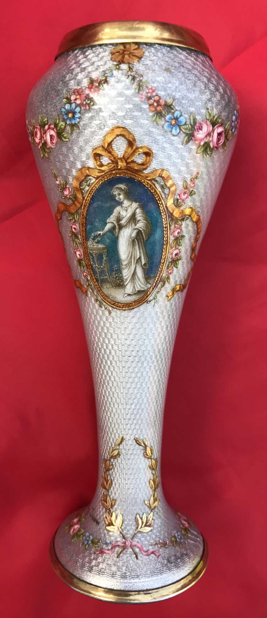 Vase. France, XIX century - photo 1