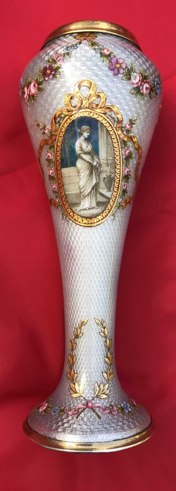Vase. France, XIX century - photo 2