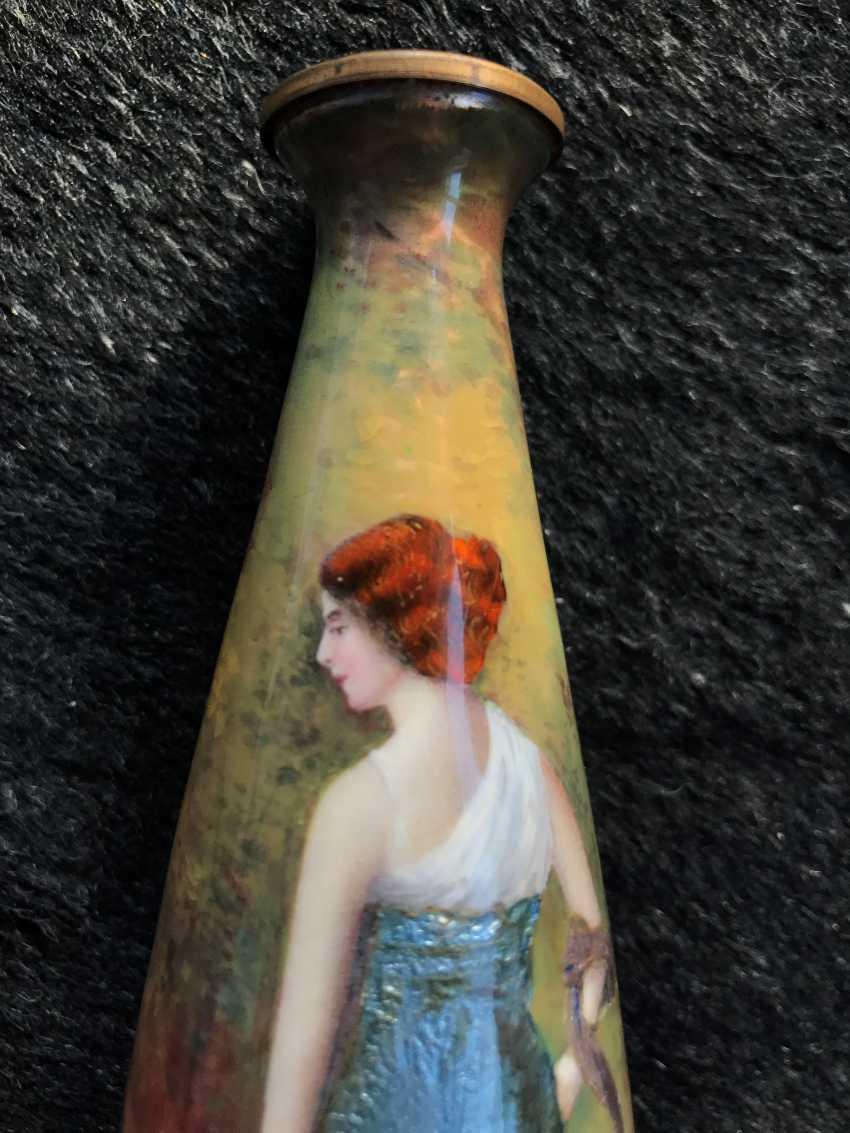 Vase. Western Europe, XIX century - photo 3
