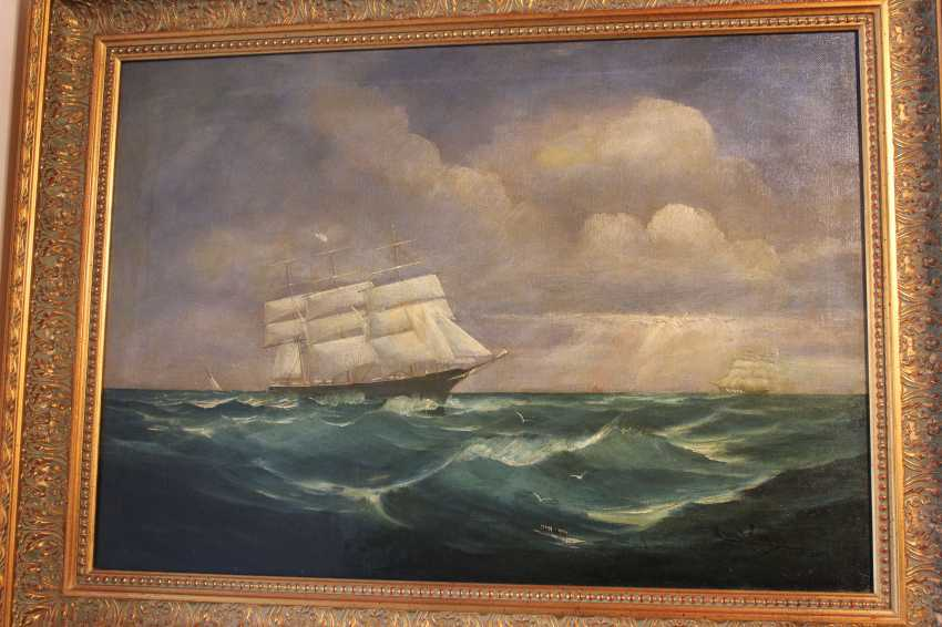 "The painting ""Sea"", 1907 - photo 2"