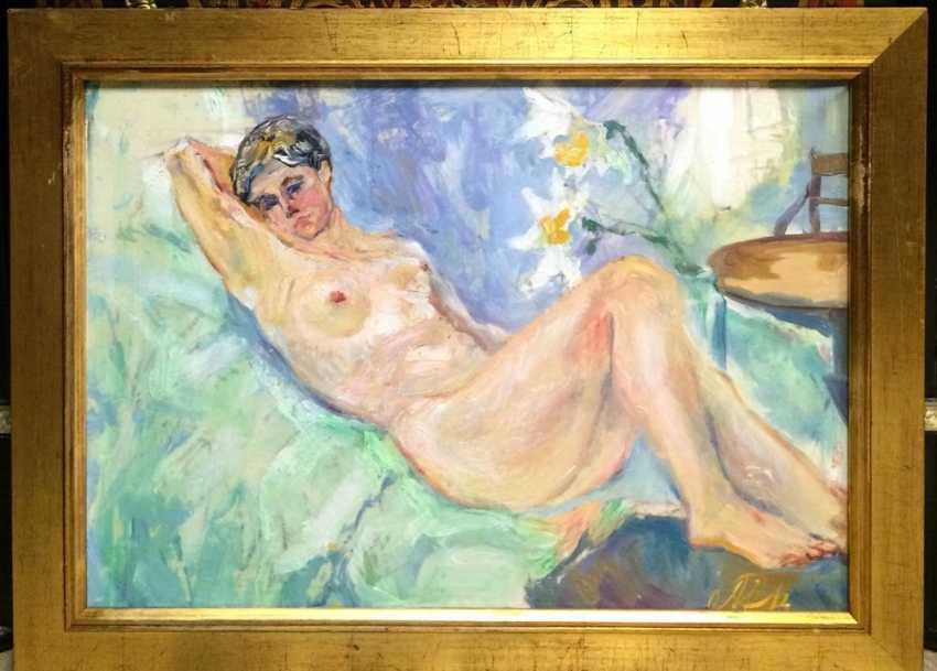 """Mazanikova S. V. """"Naked"""", 2009 - photo 1"""