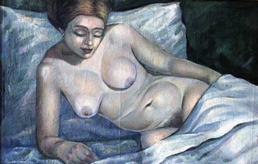 """""""Nude"""", 1st floor. XX century - photo 1"""