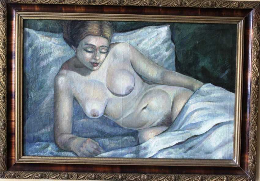 """""""Nude"""", 1st floor. XX century - photo 2"""