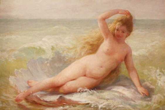 "Marin ""the birth of Venus"", XIX century - photo 1"
