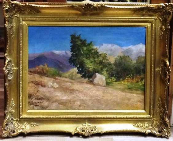 "Meshcherskaya A. ""Summer landscape"". 1860 - photo 1"