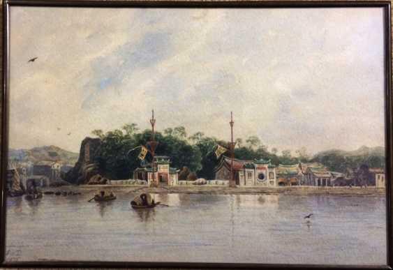 """""""China"""", 1875 - photo 1"""