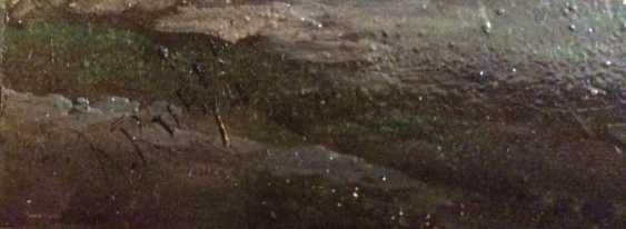 "Rueff A. ""mountain lake"", 1874 - photo 4"