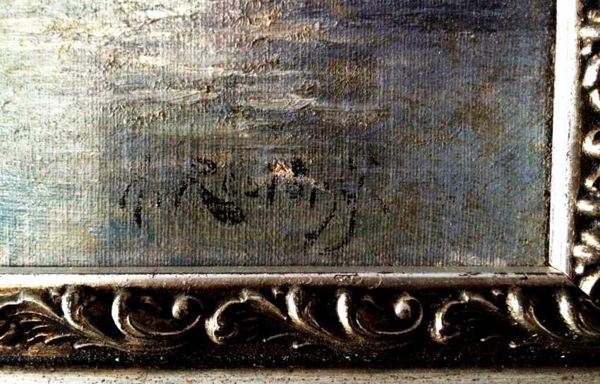 """Rescalli Don Angelo. """"Fjord"""", XIX - n. XX centuries. - photo 3"""