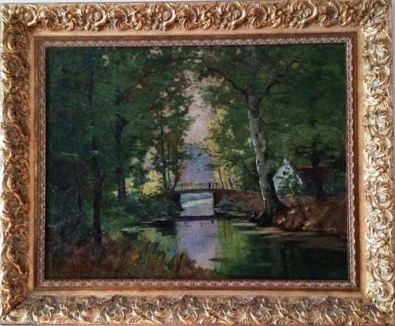 "Martin H. ""the Romantic landscape"", the nineteenth century. - photo 2"