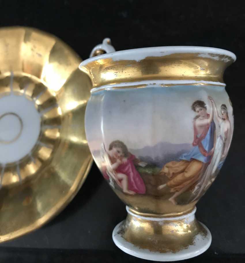Meißen. Decorative vase, XIX century - photo 3