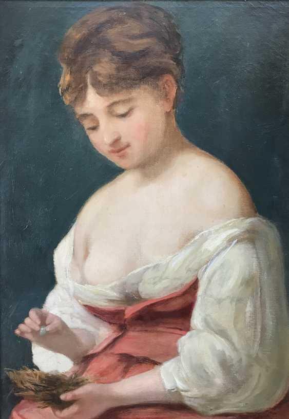 Henri van Seben. Painting of the XIX - beginning of XX century. - photo 2