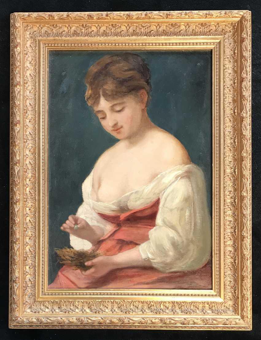 Henri van Seben. Painting of the XIX - beginning of XX century. - photo 1