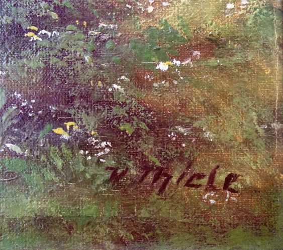 "Wilhelm Thiele. ""On the way home..."" , XIX - n. XX centuries. - photo 3"