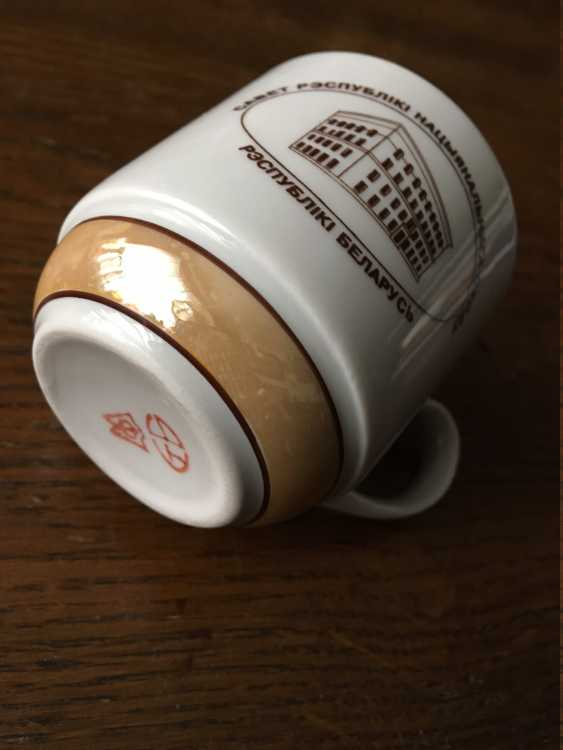 Exclusive. Presidential coffee service for 6, XX century. - photo 6