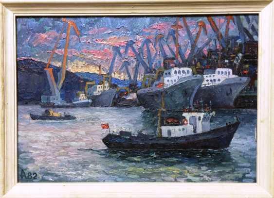 """""""Port"""", 1982 - photo 1"""