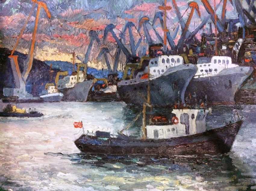 """""""Port"""", 1982 - photo 2"""