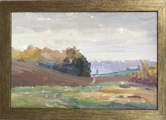 "Dowgiallo, M. H. - ""Autumn"", 1971 - photo 1"