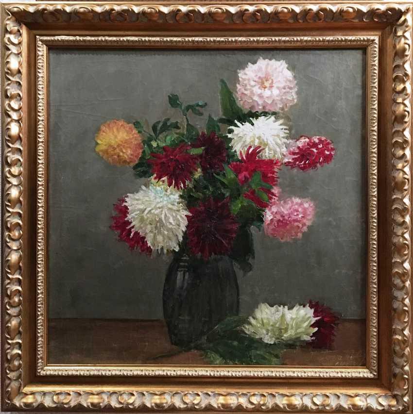 """G. N. Gorelov - """"Floral still life"""", 1963 - photo 1"""